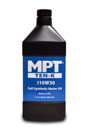 Full Synthetic Ten-K Motor Oils