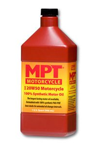 High Performance Motorcycle Oils